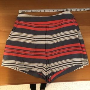 High-waisted Nordstrom Shorts